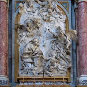 Galleria della Basilica - Annunciazione