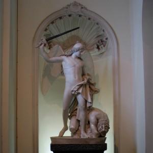 Galleria della Basilica - Arcangelo Michele