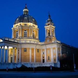 Galleria della Basilica - Notturno