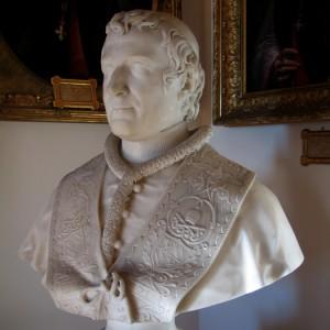 Galleria della Basilica - Busto