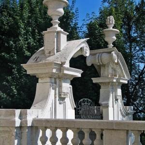 Galleria della Basilica - Cancello