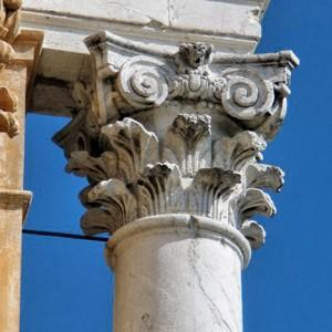 Galleria della Basilica - Capitello