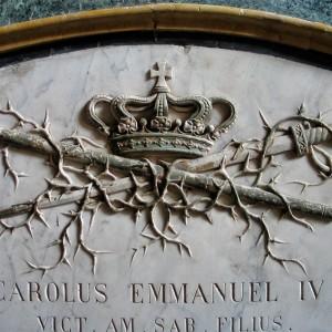 Galleria della Basilica - Lapide